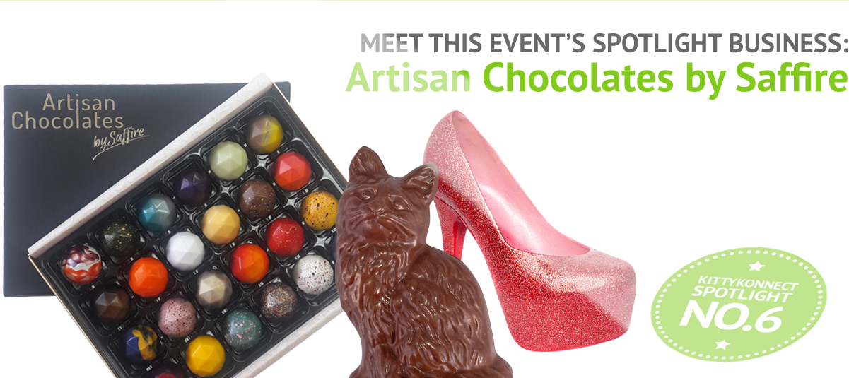 Spotlight | Artisan Chocolates by Saffire | KittyKonnect Networking Group